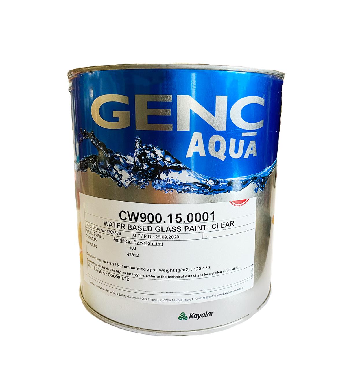 Genc cw900. 15
