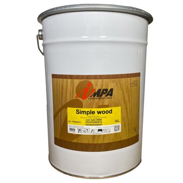 Impa simple wood 16 л