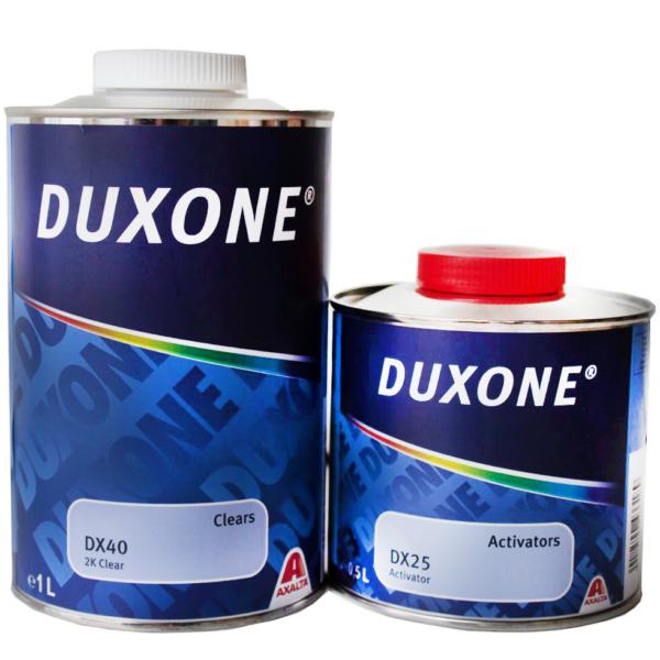 Лак автомобильный Duxone DX-40
