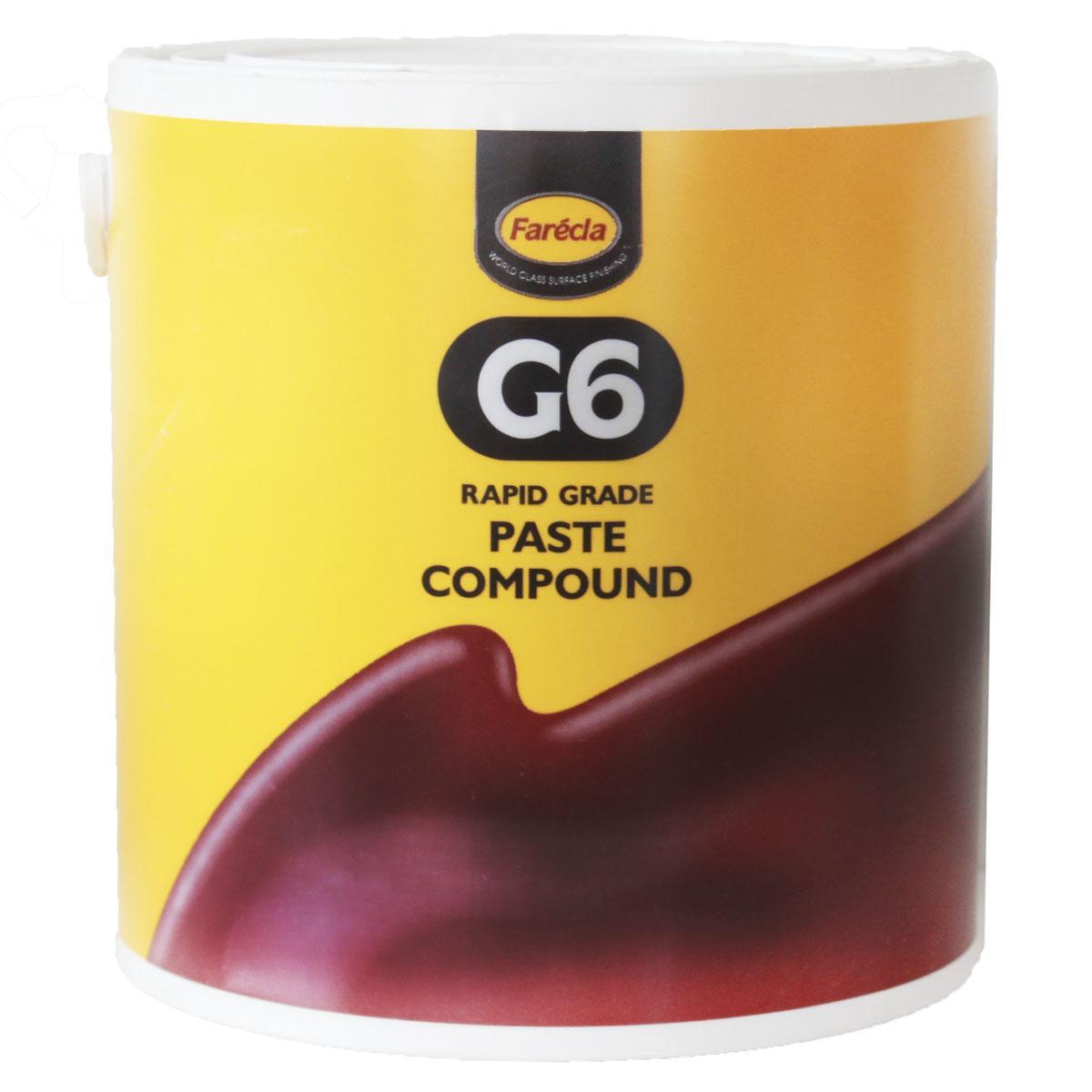 Farecla g6 rapid grade paste compound