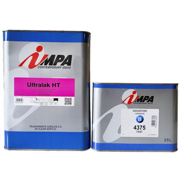 Лак автомобильный Impa Ultralak HT