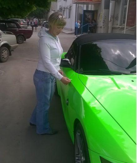 Подобор краски для авто